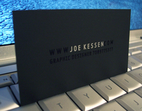 Self Promotion: Business Cards