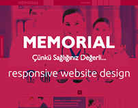 Memorial Health Group (Hospital Website)