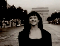 "GUERLAIN "" champs Elysee"" directed by Peter Lindberg"