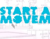 Start A Movement Promo & Visual