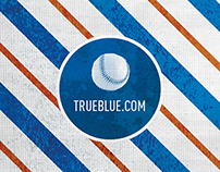 TrueBlue Sales Partners Appreciation Invitation