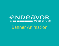 Endeavor Türkiye Banner Animation