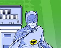 Batman '66 Maquette Design