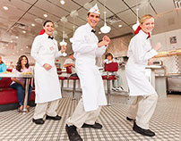 Johnny Rockets | New Branch Opening
