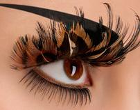Beauty eyelashes