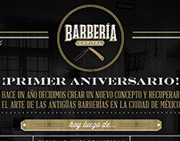 Barbería Capital