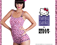Hanky Panky for Hello Kitty®