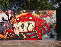 (2014) GRAFFITI. PEDMONS