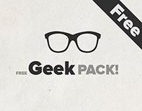 Free Vector Geek Pack