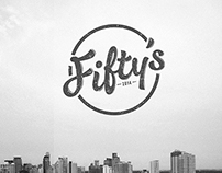 Fifty's Typography Series