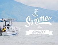 Summer in August