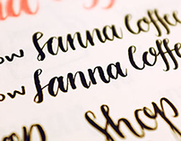 Lanna Coffee Website + Branding