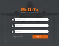 Mudita ( UI/UX Architecture for CMS )