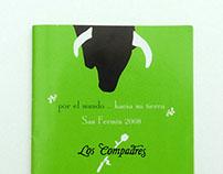 Los Compadres - Libro de canto