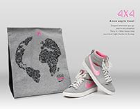 4X4 by Nike
