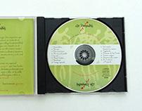 Los Compadres - Disco CD