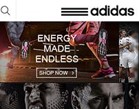 Adidas Mobile Shop Concept