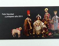 Ayuntamiento de Pamplona - Felicitación navideña