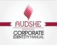 Branding: Audshe Professional