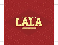 Rebranding: Lala Milk Chocolate