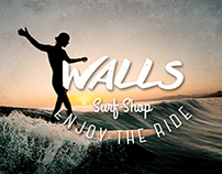 WALLS Surf Shop