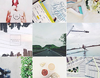 Instagram Feed (July - August 2014)