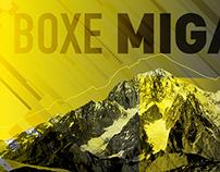 Boxe Migale logo design case study