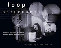 Loop Structures - Experimental Film Club