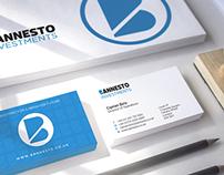 Bannesto - Branding & Website