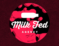 Brand Logo Animatics - Milkfed Agency