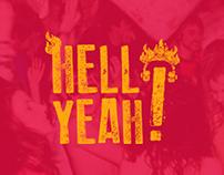 Hell Yeah! ~ a festa inferninho de Blumenau~