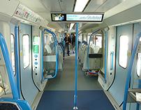 Thameslink Class 700 Interior Design