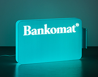 The Big Blue—Bankomat