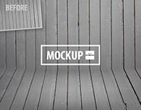 15 Backdrop Mockups Set