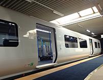 Thameslink Class 700 Mock Up