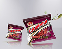 Snacks Salamini