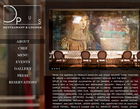 Opus Restaurant and Lounge Website