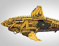 Caterpillar Shark | Ogilvy Brazil