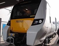 Thameslink Class 700 Exterior