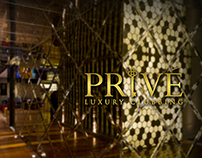 Prive Luxury Clubbing Website