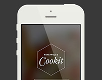 Cookit! App Design