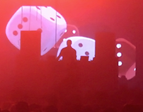 A Free Mind is VJing – Live Reel – SMS 2014