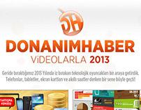 DonanımHaber - Videolarla 2013 (2012)