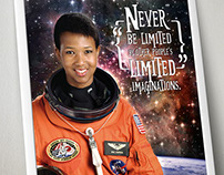 NASA Inspirational Quote Posters – Jemison & McNair