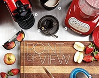 Point of View- STUFF Magazine July/ August 2014