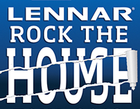 Lennar: Rockstar Event | VIP Badges