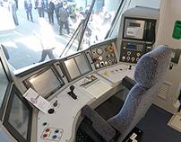 Cab Design Thameslink Class 700