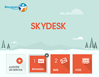 SKYDESK by Bouygues Telcom