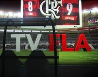 TV FLA / Visual ID