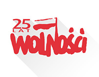 25 Lat Wolnosci - Case study of web design